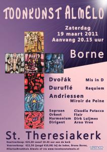 2011 Dvorak en Durufle