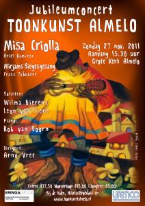 2011 Missa Criolla Ramirez