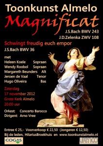 2012 Magnificat Bach