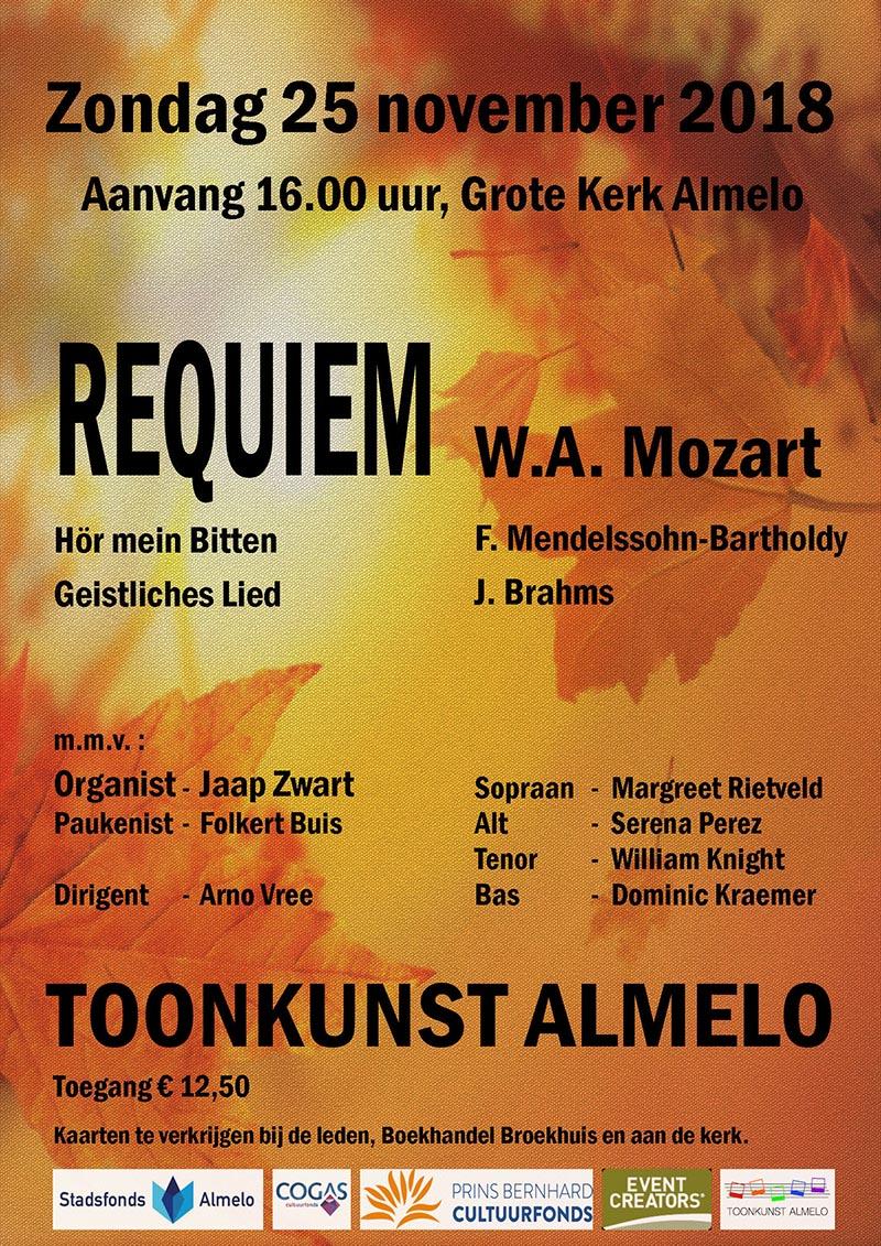 2018 Mozart - Requiem